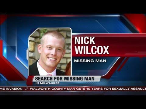 Family, friends continue search for Nick Wilcox