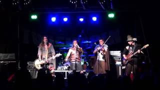 Video Barbar Punk - Live in Toochepin 2014.