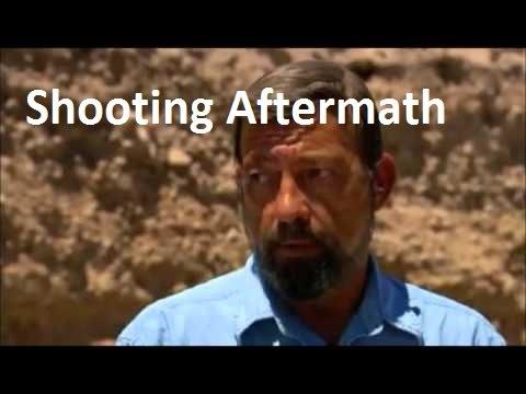 Massad Ayoob (Aftermath Shooting)