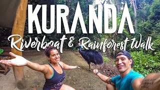 Kuranda Riverboat and Rainforest Walk tours