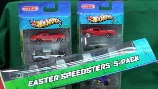Nonton USA Target Exclusive 2013 Hot Wheels Easter Speedsters 5-packs Film Subtitle Indonesia Streaming Movie Download