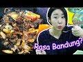 Mukbang Iga bakar di Kota Kuliner Bandung!