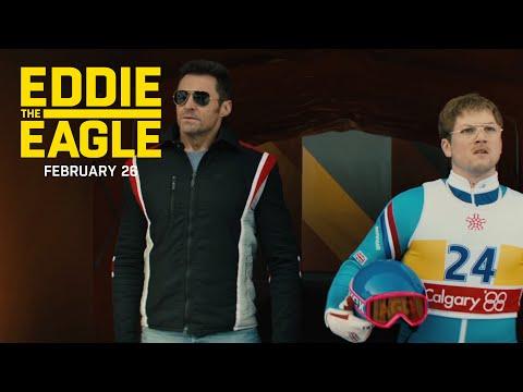 Eddie the Eagle (TV Spot 'You Gotta Fly')