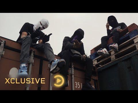 #SinSquad Bully B X Stewie X LR - Hello (Music Video) Prod By HV & T-4our | Pressplay