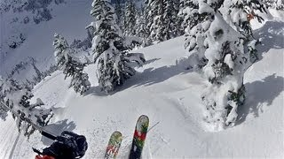 Whistler (BC) Canada  city photos gallery : GoPro Skiing HD: Whistler 45