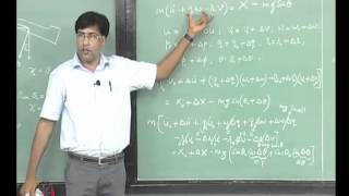 Mod-09 Lec-27 Small Perturbation Method, Linearization Of Equations