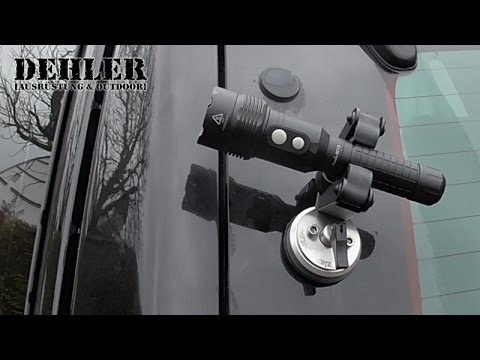 Gerätehalter-System Dehler DGS (Ausrüstungs-Saugnapf)
