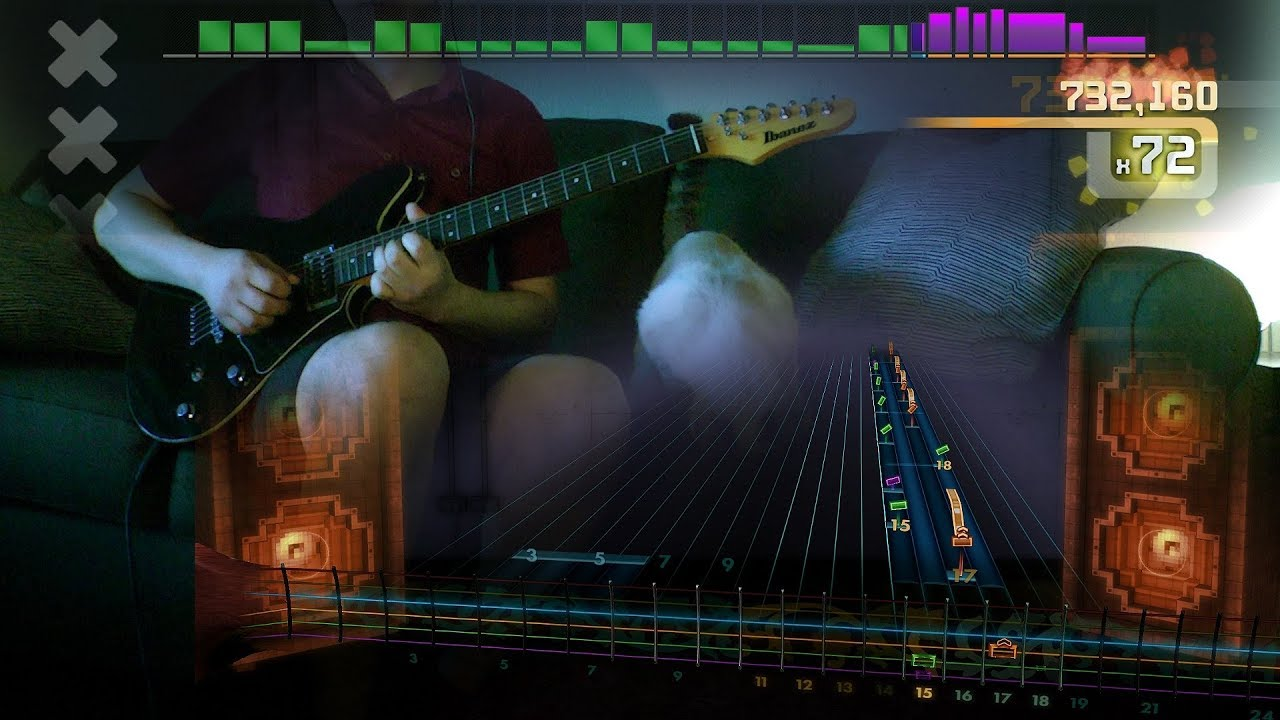 "Rocksmith Remastered – RS1 Import – Guitar – Yellow Moon Band ""Chimney"""