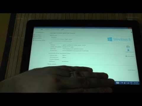 1# Unboxing – New tablet Dell Venue 11 Pro Intel Core M-5Y71 8GB RAM 256GB SSD