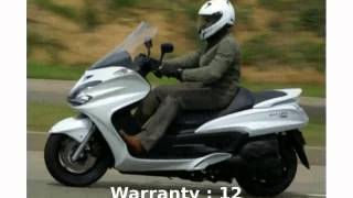 2. 2008 Yamaha Majesty 400 - Features & Details