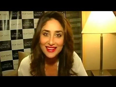 KAREENA - Kareena Kapoor speaks to NDTV about how she is going to celebrate her first Holi after marriage and her upcoming projects.