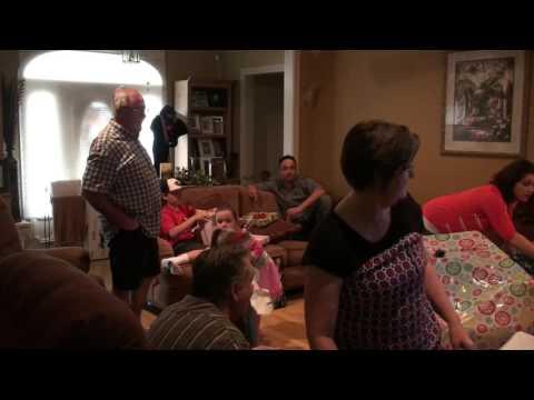 Christmas 2015 At Granny's House