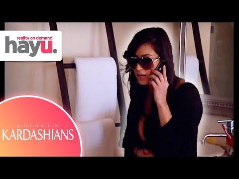 Kris Calls Kim a Brat | Season 2 | Keeping Up With The Kardashians