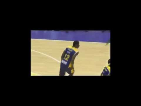 Fast Action Basketball by Hervé Touré in ACB League
