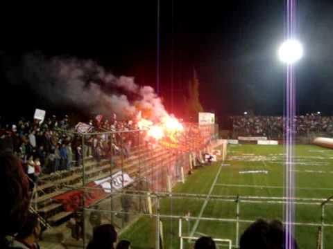 Unión San Felipe vs zorras (Copa Chile) 007.MPG - Los del Valle - Unión San Felipe