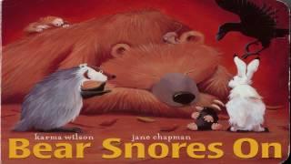Video Bear Snores On - Story For Kids MP3, 3GP, MP4, WEBM, AVI, FLV Desember 2018