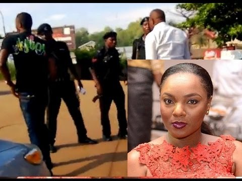 Nollywood Actress Chioma Chukwuka 'Harassed' By The Nigerian Police In Enugu