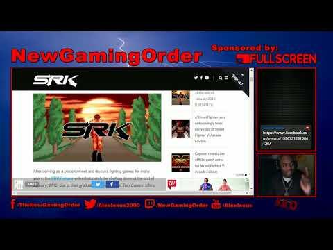 NewGamingOrder Podcast: SRK forums ending End of an era Paige WWE career over