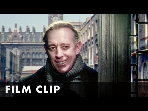 THE LADYKILLERS - Room to Rent Clip - Starring Alec Guinness