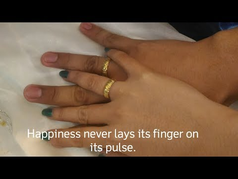 What is the Correct Way to Wear Your Wedding Ring and why?