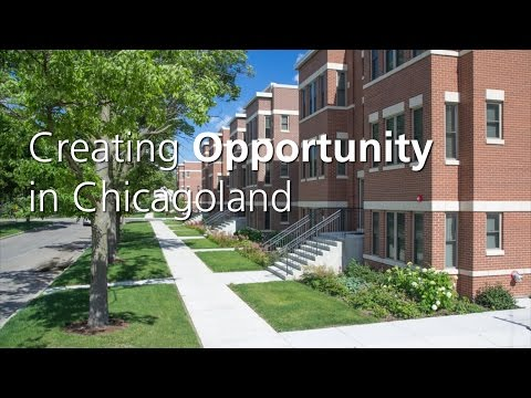 Innovative project-based housing opportunity program in Chicago