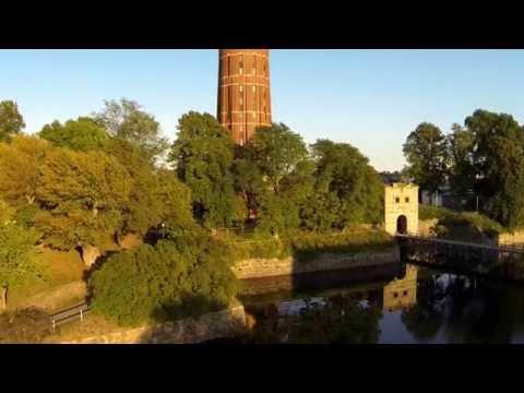 Kalmar Drone Video