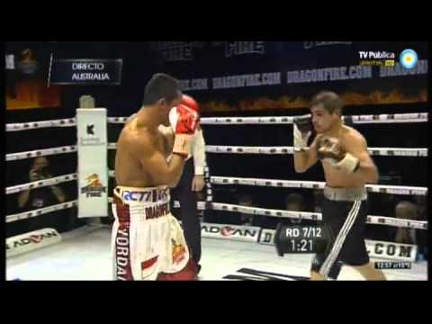 daud - Título mundial vacante Ligero OIB - IBO vacant lightweight world title Metro City, Northbridge, Australia Occidental, Australia 6 Jul 2013 http://boxeohoy.bl...
