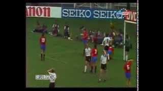 EM 1984: Spanien schlägt Deutschland 1:0