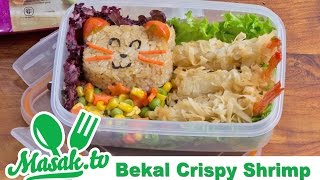 Bekal Crispy Shrimp