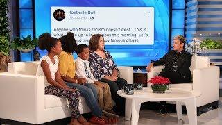 Video Ellen Meets Inspiring Mom Koeberle Bull, Who Derailed a Potential Mass Shooting MP3, 3GP, MP4, WEBM, AVI, FLV Desember 2018