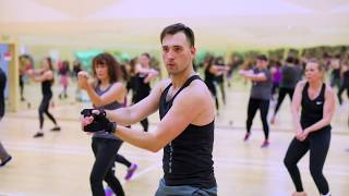 STRONG by Zumba + TaiStrong мастер-класс