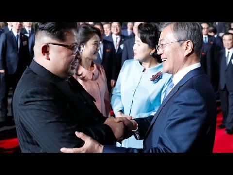 Nordkorea und Südkorea wollen Frieden schließen