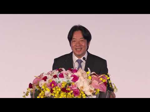 Video link:Premier Lai Ching-te delivers opening address at 2018 IT Month exhibition in Taipei (Open New Window)