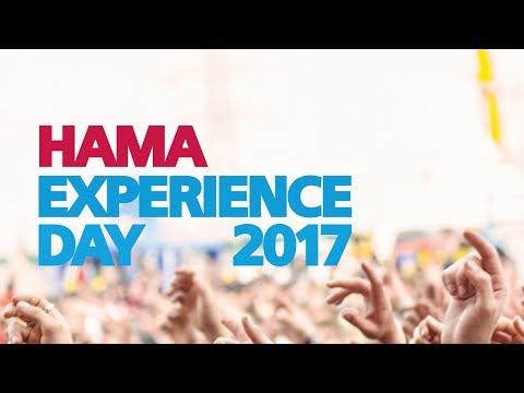 Hama Experience Day 2017 (видео)