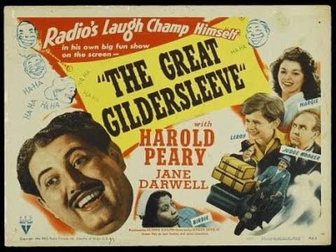 "The Great Gildersleeve ""Pranks At School"" (10-19-41) (HQ) Old Time Radio Comedy"