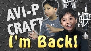 I have been away for a while... busy with school etc... finally getting sometime so wanted to give everyone a shoutout... Im coming back with my videos... more to come soon! cheers!Facebook: https://www.facebook.com/avipcraft/Twitter: https://twitter.com/avipcraftInstagram: https://www.instagram.com/avi01px2024/FAQ:Age: 10Camera: Sony Cyber-shot RX10 IIIEditing Software: Adobe Premier Pro CCMy Dad helps me with the editing partMy Youtube PlaylistSlither.iohttps://www.youtube.com/playlist?list=PLUfEegtlOcmirZq8m2szg1chp1Bm5RCy7NBA 2K16 MyCareerhttps://www.youtube.com/playlist?list=PLUfEegtlOcmi38qFaH44U4_cvl4BhMglJShanghai Disneyland Serieshttps://www.youtube.com/playlist?list=PLUfEegtlOcmhv-EPztbtv9Gy87T-sBrLcMinecrafthttps://www.youtube.com/playlist?list=PLUfEegtlOcmhgfUFEp5U8HxM4vp3-MZYKClash Royalehttps://www.youtube.com/playlist?list=PLUfEegtlOcmgJvr-O_fex0YlTtD7pefQKNBA 2K16https://www.youtube.com/playlist?list=PLUfEegtlOcmhEEXPitFeHJhRsdt_9D-wZ