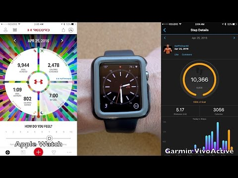 Can the Apple Watch Cut it as a Usable Fitness Tracker?