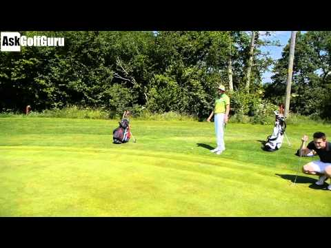 Golf Playing Lesson AskGolfGuru Crediton GC