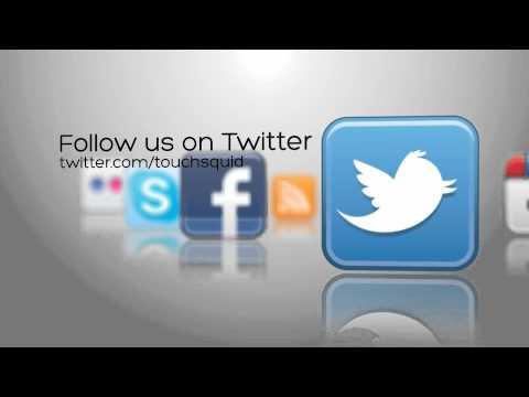 Follow Touchsquid on Social Media