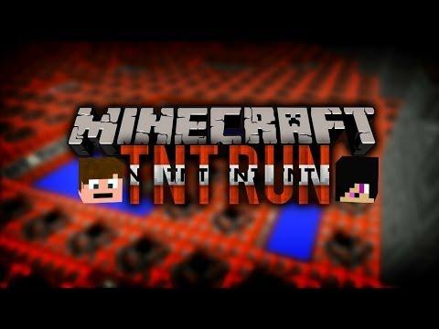 Minecraft - TNT RUN (Mini-Game) /w norbijo99