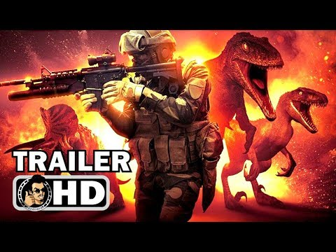 JURASSIC GAMES Official Trailer (2018) Sci-Fi Dinosaur Movie HD