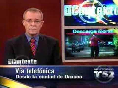Matan a periodista de Estados Unidos en México