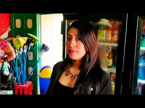 de compras con Eva para la segunda recreo villa - Ediciones Mendoza (видео)