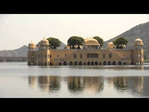 Video Jaipur, India, Jal Mahal, Water Palace download in MP3, 3GP, MP4, WEBM, AVI, FLV January 2017