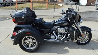 3. SOLD! 2009 Harley-Davidson® FLHTCUTG - Tri Glide® Ultra Classic® 1115