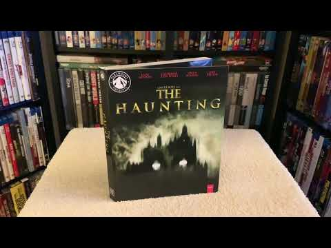 The Haunting BLU RAY REVIEW + Unboxing | Paramount Presents | Horror Movies