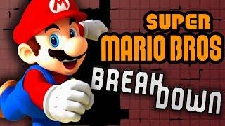 Super Mario Bros Break Down: Mario ALMOST Had A Gun?