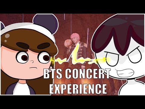 Dealing with Rude Fans at a BTS Concert (Storytime)