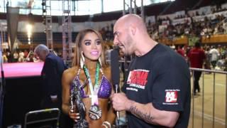 Sergio Fernandez presenta Erika Amezcua de Marcos - Subcampeona en la categoria Bikini hasta 1.60 en el Selectivo Nacional de Mexico 2017. www.mdlatino.mx ww...