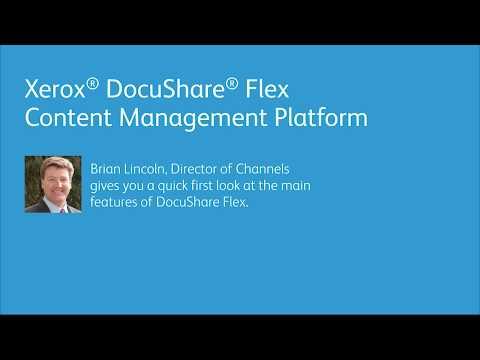 Video Xerox DocuShare Flex Content Management Platform: A Quick Walk-through, Part 6 of 6 download in MP3, 3GP, MP4, WEBM, AVI, FLV January 2017